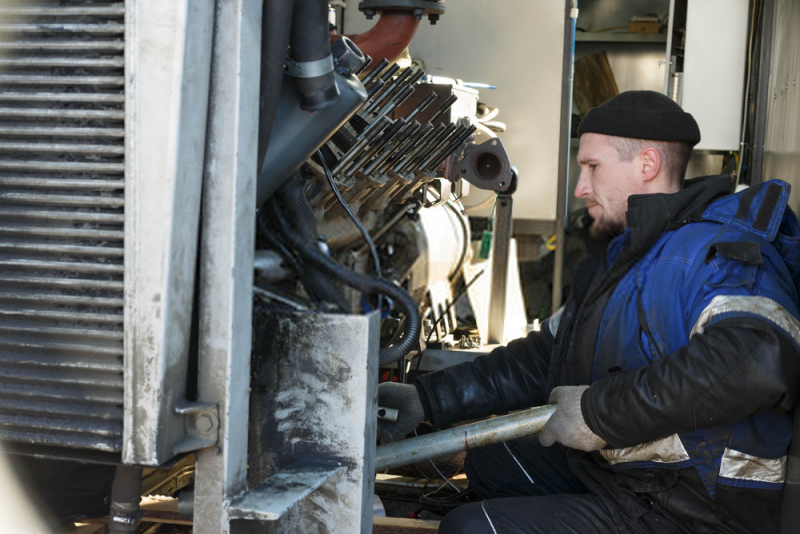 WANTED: Diesel Equipment Field Technician