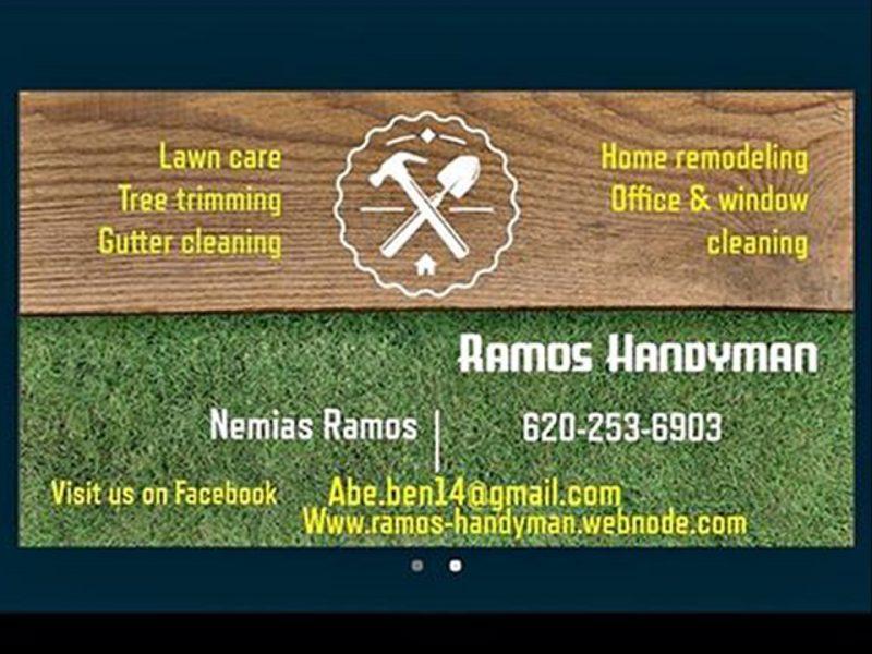Ramos handyman Garden Supplies