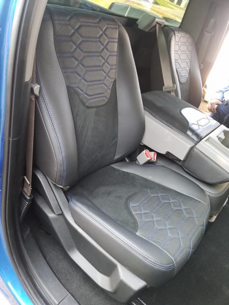 Custom upholstery/fabrication