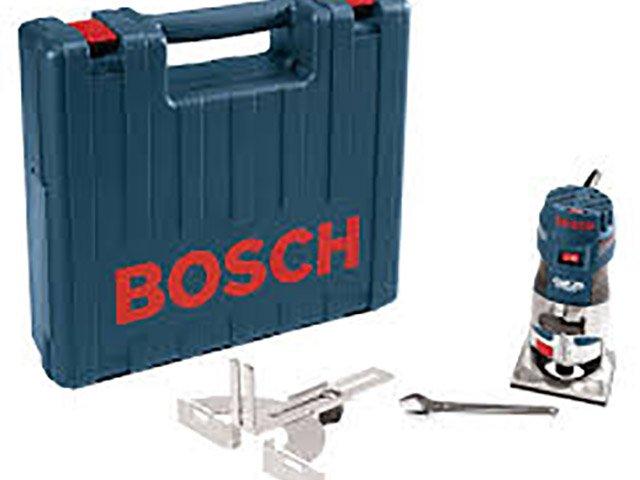 Bosch Laminate Trimmer kit