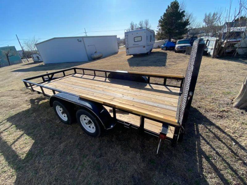 16ft Trailer (Title in Hand)