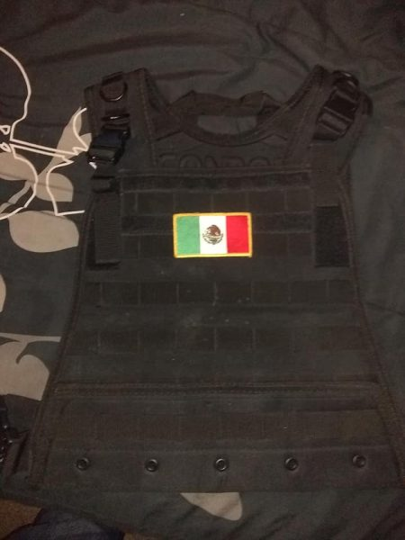 Brand new plate carrier