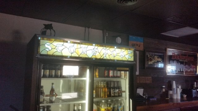 leaded/stained glass
