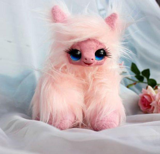 Fluffle Puff pony
