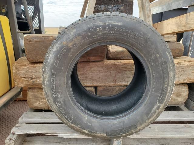 Mower Turf Tires